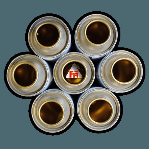 aerosol confezionamento prodotti milano